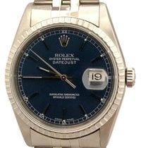 Rolex Steel 1999 Datejust 36mm pre-owned United States of America, New York, Huntington Village