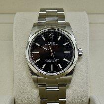 Rolex Oyster Perpetual 34 новые 2021 Автоподзавод Часы с оригинальными документами и коробкой 124200