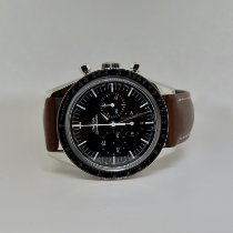 Omega Speedmaster Professional Moonwatch Steel 39.7mm Black No numerals United States of America, New York, Massapequa
