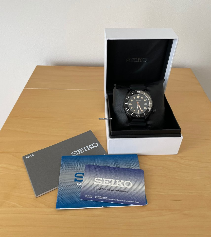 Seiko Prospex SPB125J1 2020 подержанные