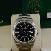 Rolex Oyster Perpetual new 2021 Automatic Watch with original box and original papers 124300