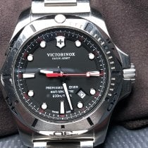 Victorinox Swiss Army Steel 45mm Quartz 241781 pre-owned United States of America, Indiana, Huntertown