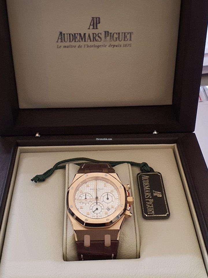 Audemars Piguet Royal Oak Chronograph 26022OR.OO.D088CR.01 2008 folosit