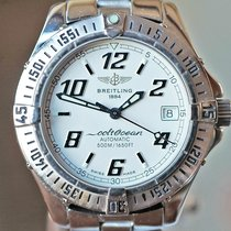 Breitling Colt Automatic Steel 38mm White United States of America, Missouri, Chesterfield
