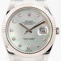 Rolex Datejust 126334 Очень хорошее Сталь 41mm Автоподзавод