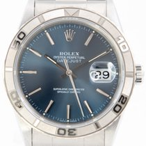 Rolex Datejust Turn-O-Graph Сталь 36mm Синий