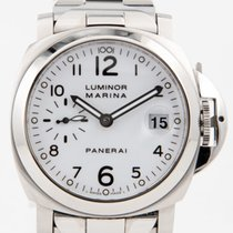 Panerai Steel 40mm Automatic PAM pre-owned