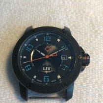 Liv Watches Stahl 42mm Automatik 1110.42 gebraucht Deutschland, Berlin