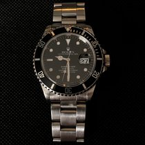 Rolex pre-owned Automatic 40mm Black Sapphire crystal 30 ATM