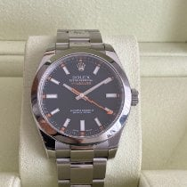 Rolex Milgauss Steel 40mm Black No numerals United States of America, Florida, hallandale