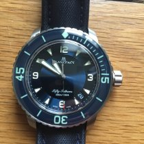 Blancpain Titanium 45mm Automatic 5015-12B40-O52A new United States of America, Pennsylvania, West Chester