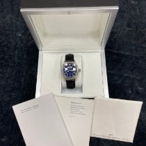 IWC Pilot Spitfire UTC Platinum 39mm Blue Arabic numerals United States of America, Texas, Houston