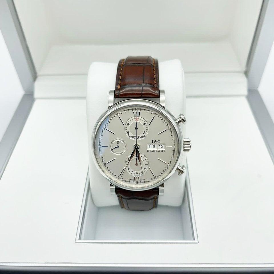 IWC Portofino Chronograph IW391007 2020 pre-owned