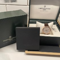 Frederique Constant Manufacture Slimline Gold/Steel 42mm Silver United States of America, Connecticut, Trumbull