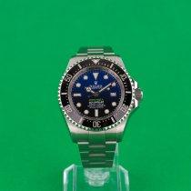 Rolex Sea-Dweller Deepsea Steel 44mm Blue No numerals United States of America, Colorado, Denver