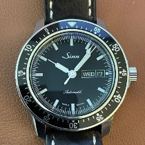 Sinn Steel 41mm Automatic 104.010 pre-owned United States of America, New York, Syracuse