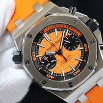 Audemars Piguet Royal Oak Offshore Diver Chronograph Otel 42mm