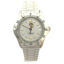 TAG Heuer 2000 Steel 34mm Silver United States of America, Colorado, littleton
