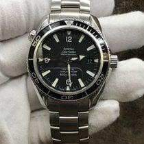 Omega Seamaster Planet Ocean Steel 42mm Black United States of America, New York, New York