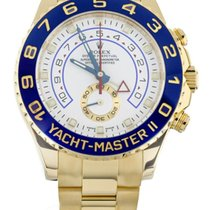 Rolex Yacht-Master II Yellow gold 44mm White United States of America, Illinois, BUFFALO GROVE