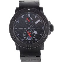 Ulysse Nardin Maxi Marine Diver Steel 43mm Black United States of America, Illinois, BUFFALO GROVE