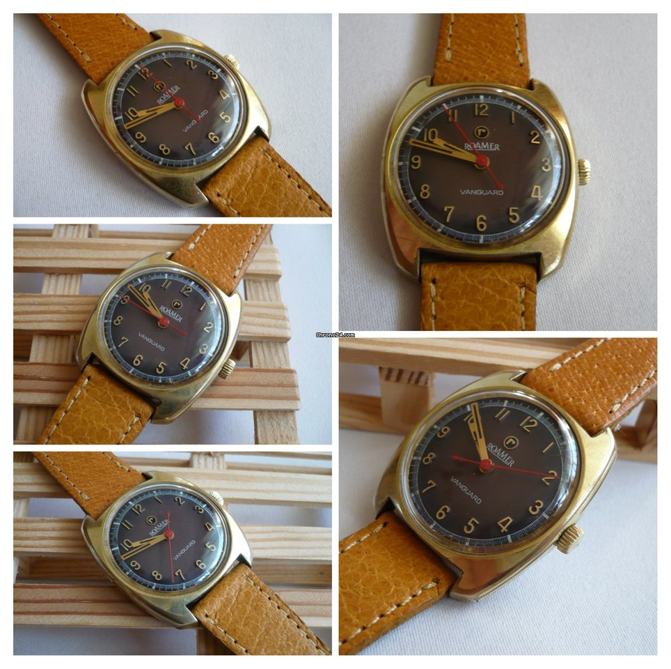 Roamer Vanguard 801.2210.318 1972 pre-owned