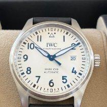 IWC Pilot Mark Acél 40mm Fehér Arab Magyarország, Sopron