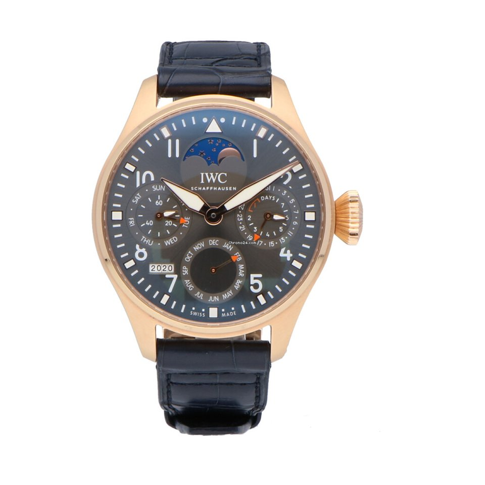 IWC Big Pilot IW503802 2018 pre-owned