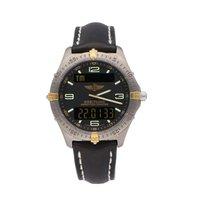 Breitling Aerospace Titanium 40mm Black