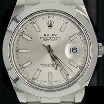 Rolex Datejust II 116300 Sehr gut Stahl 41mm Automatik Deutschland, München