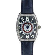 Franck Muller Vegas новые Автоподзавод Часы с оригинальными документами и коробкой 6850 VEGAS D