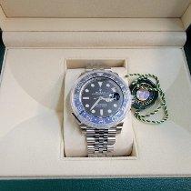 Rolex 116710BLNR Acier 2020 GMT-Master II 40mm nouveau