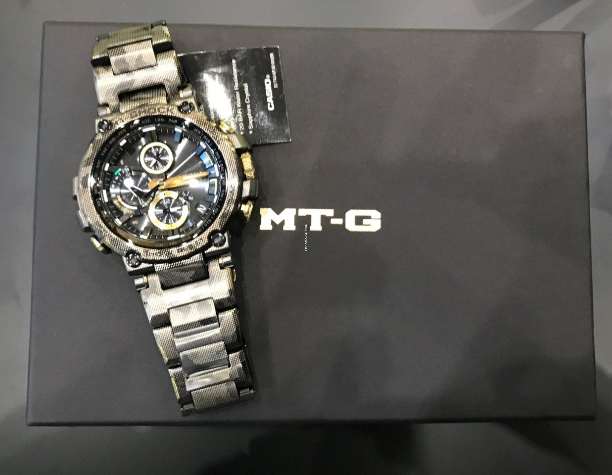 Casio G-Shock MTG-B1000DCM-1AER 2021 new