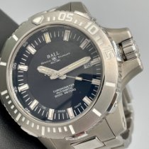 Ball Titanium Automatic Black 43mm pre-owned