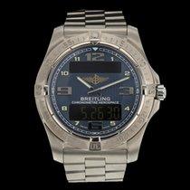 Breitling Aerospace Avantage Titanium 42mm Blue