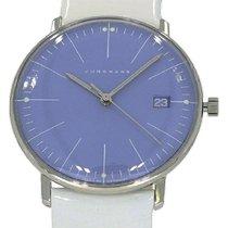 Junghans max bill Ladies Steel 32mm Blue