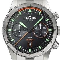 Fortis F-43 F4240004 Новые Сталь 43mm Автоподзавод