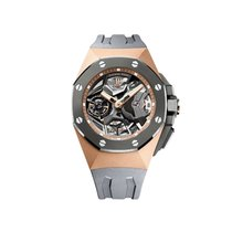 Audemars Piguet Royal Oak Concept Or rose Transparent