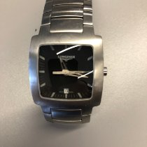 Longines Oposition 27mm Blue No numerals