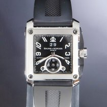 Baume & Mercier pre-owned Automatic 34mm Black Sapphire crystal