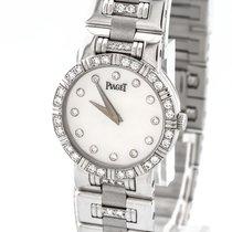 Piaget Dancer Белое золото Перламутровый