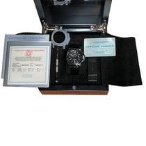 Panerai Luminor Marina Automatic Steel 44mm Black Arabic numerals