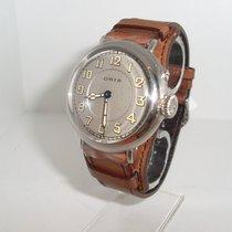Oris Big Crown 1917 Limited Edition Stahl 40mm Silber Arabisch Deutschland, Karlsruhe