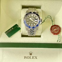 Rolex 116710BLNR Steel 2020 GMT-Master II 40mm pre-owned United States of America, Florida, Fort Lauderdale