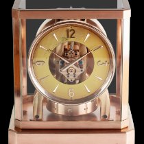 Jaeger-LeCoultre Atmos 210mm Champagne Arabic numerals