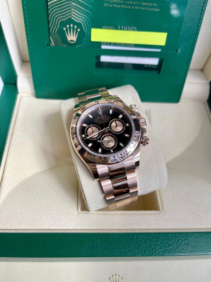 Rolex Daytona 116505 2020 new