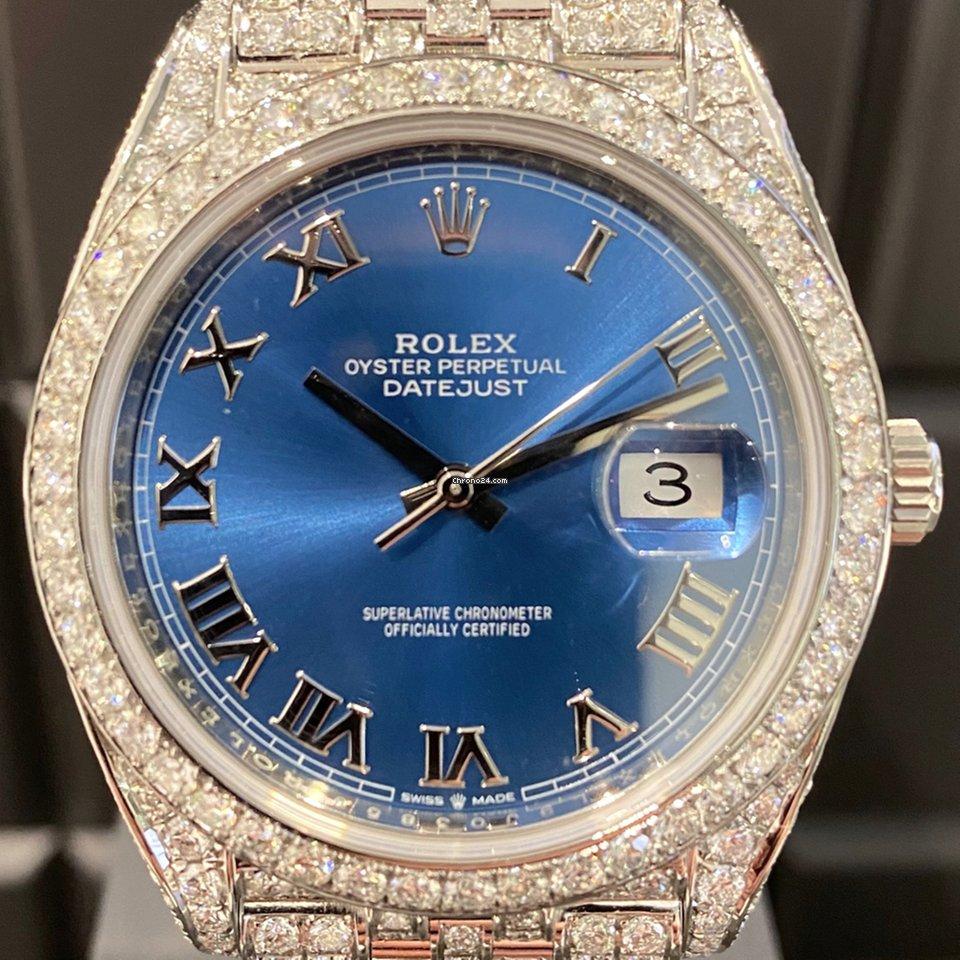 Rolex Datejust 126300 2021 neu