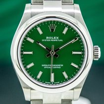 Rolex Oyster Perpetual 31 Steel 36mm