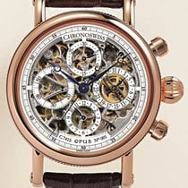 Chronoswiss Opus Red gold 41mm Transparent United States of America, Illinois, Chicago