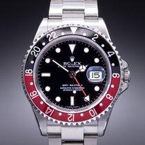 Rolex GMT-Master II Steel 40mm Black No numerals United Kingdom, Scarborough